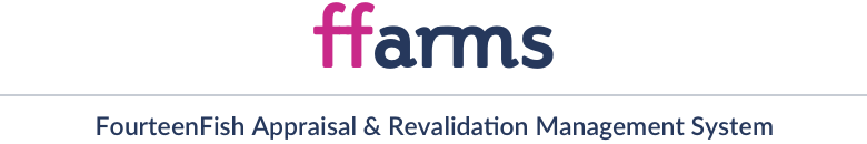 FFARMS - FourteenFish Appraisal & Revalidation Management System