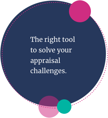 The right tool to solve your appraisal challenges.