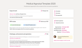 Appraisal toolkit